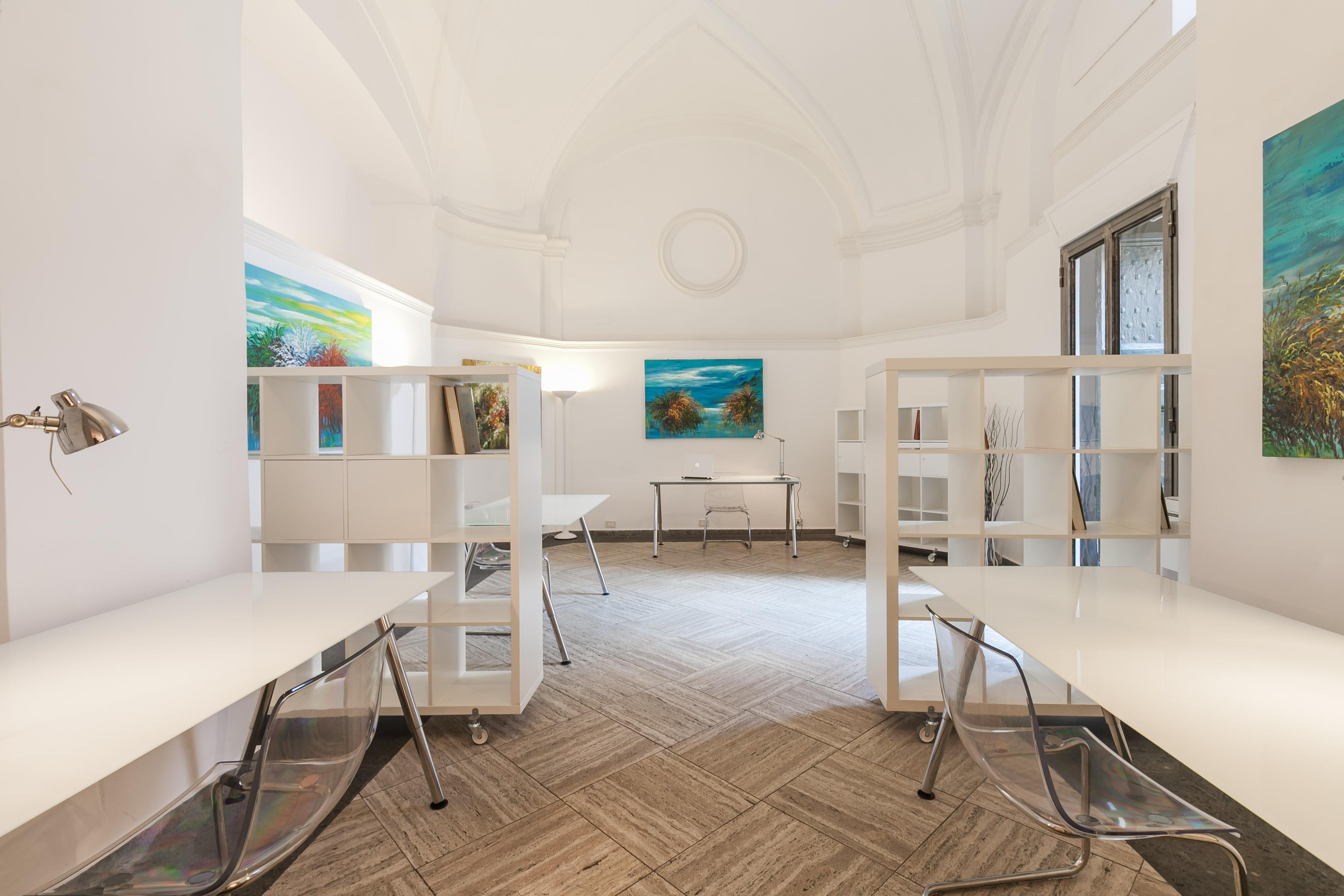 Ufficio Di Entrata : Palatinus ufficio riservato arredato a roma