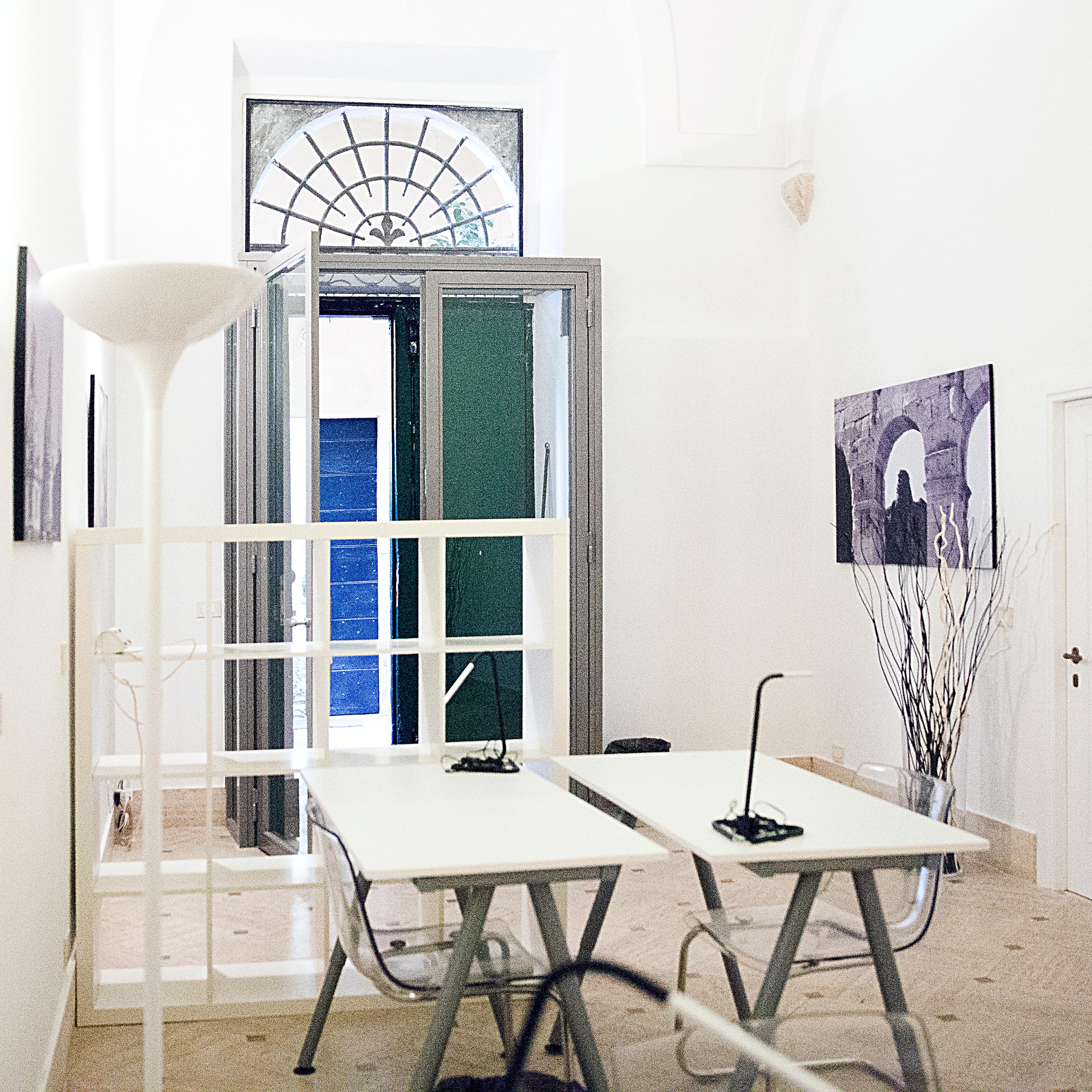 Esquilinus ampio ufficio temporaneo roma for Ufficio temporaneo